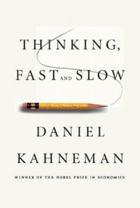 Buku Psikologi pemenang Nobel