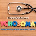 psikosomatis hubungan tubuh dan pikiran