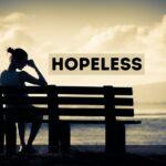 hopeless atau putus asa