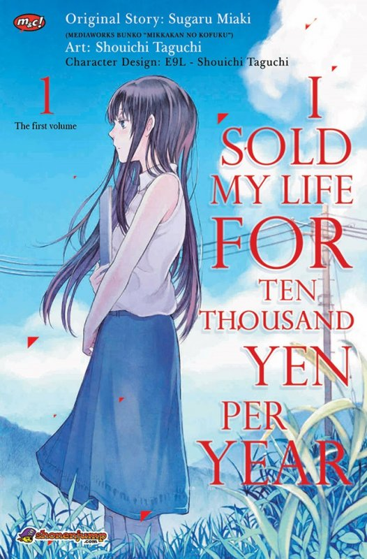 I Sold My Life for 10K Yen Per Year